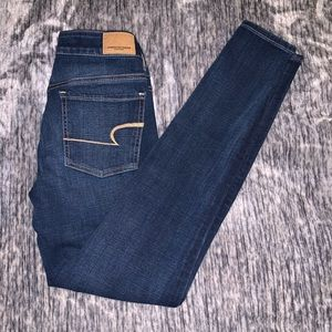 American Eagle Womens Ankle Stretch Jeans